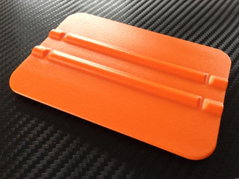 Kombirakel Orafol Oracal Kunststoffrakel Kunststoff Folie Aufkleber Filz Rakel