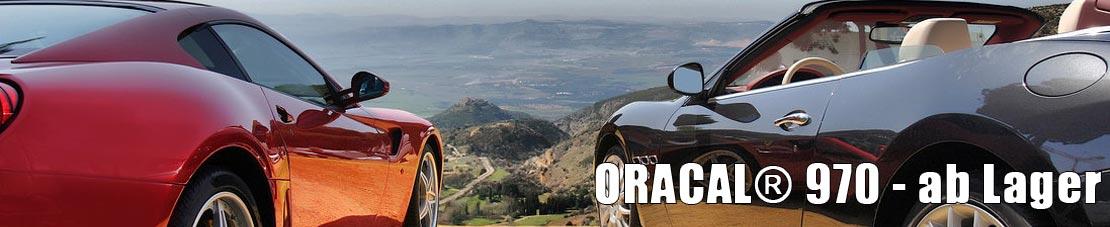 ORACAL 970RA nach wie vor direkt ab Lager!