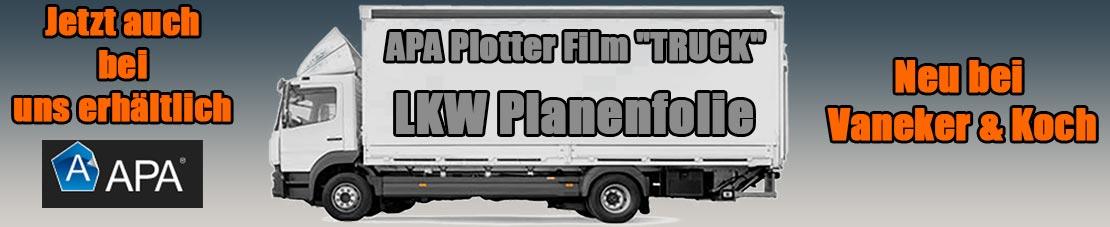 Jetzt erhaeltlich: APA Truck