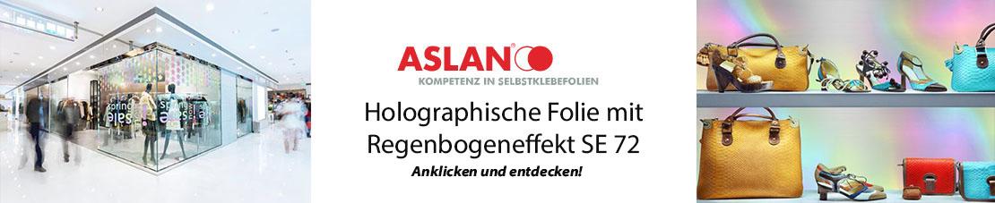 Neue ASLAN Produkte SE 72